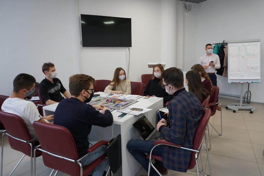 Студентов в Иванове тренируют для ведения собственного бизнеса