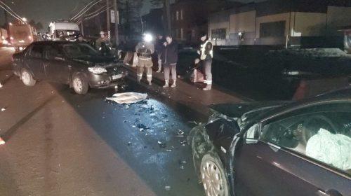 Авария в Кохме на Ивановской: есть пострадавшие