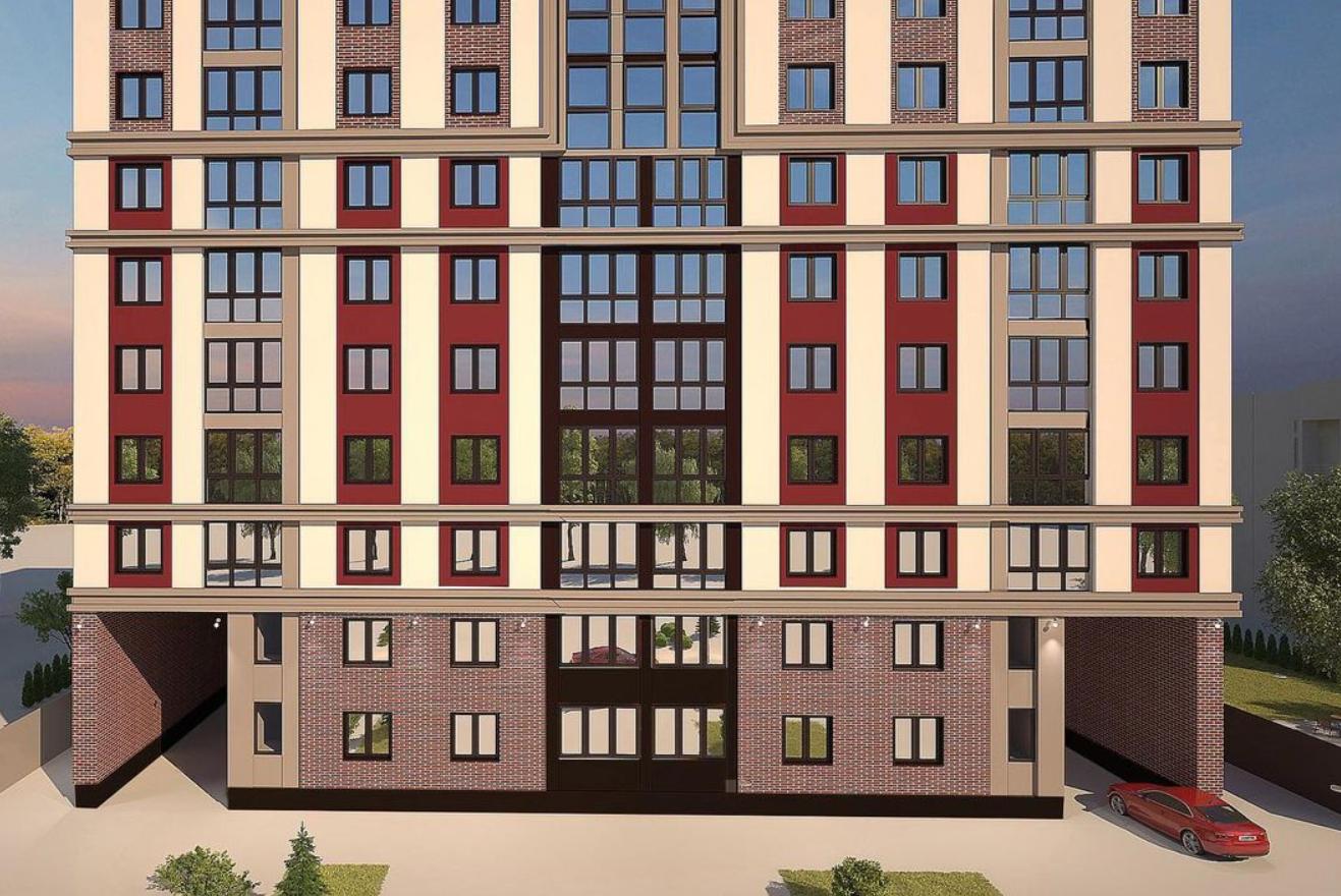 Управление архитектуры Иванова утвердило дизайн дома на Куликова
