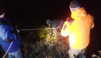 В Шуе нашли вмерзший в лед труп мужчины