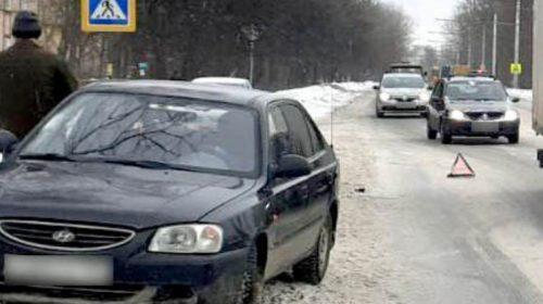 На улице Рабфаковская сбили человека