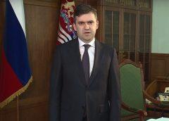 «Не поддавайтесь панике»: Станислав Воскресенский записал видеообращение