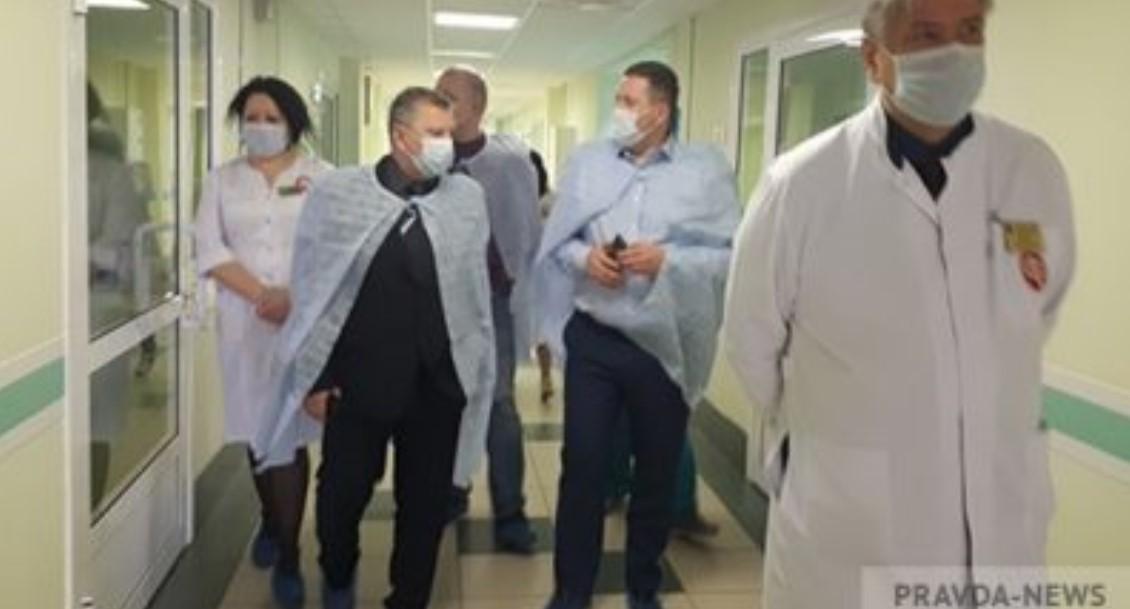 Под подозрением на коронавирус в Иваново наблюдаются 35 человек