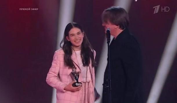 Анастасия Сисаури оказалась победительницей «Голос.Дети»