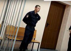 Полицейский Носов проиграл суд против блогера в Кохме