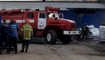 В ДТП в Тейково с участием автобуса и пожарной машины пострадал человек