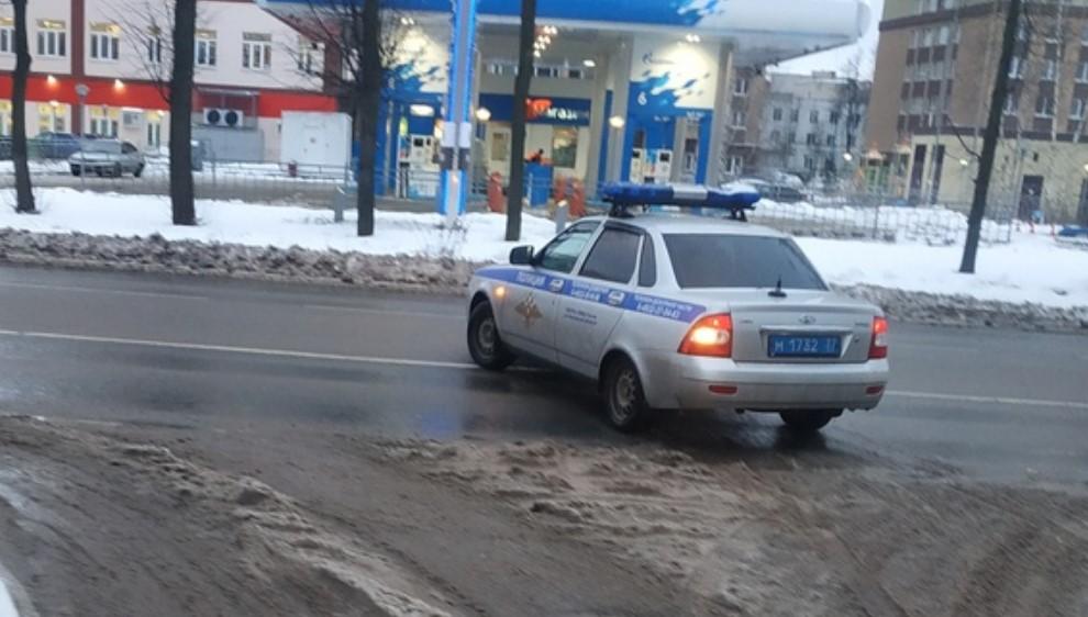 В Иванове требуют привлечь сотрудника полиции за нарушение ПДД