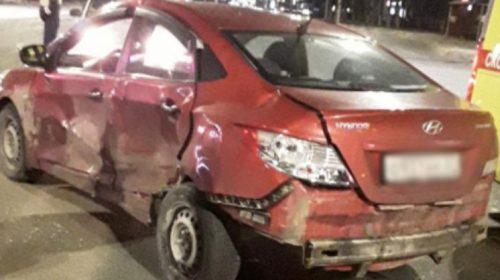 Авария на Лежневской: 71-летняя автоледи устроила ДТП