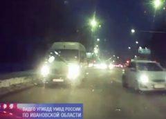 Опубликовано видео момента аварии на Куконковых