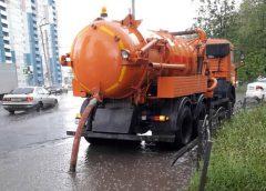В Иванове строят новые километры ливневой канализации