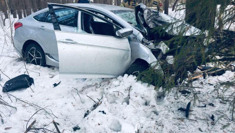 Авария у кладбища в Борогородском произошла на машине следователей
