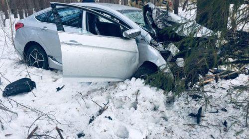 Авария в Богородском: водитель оказался пьяным и без прав