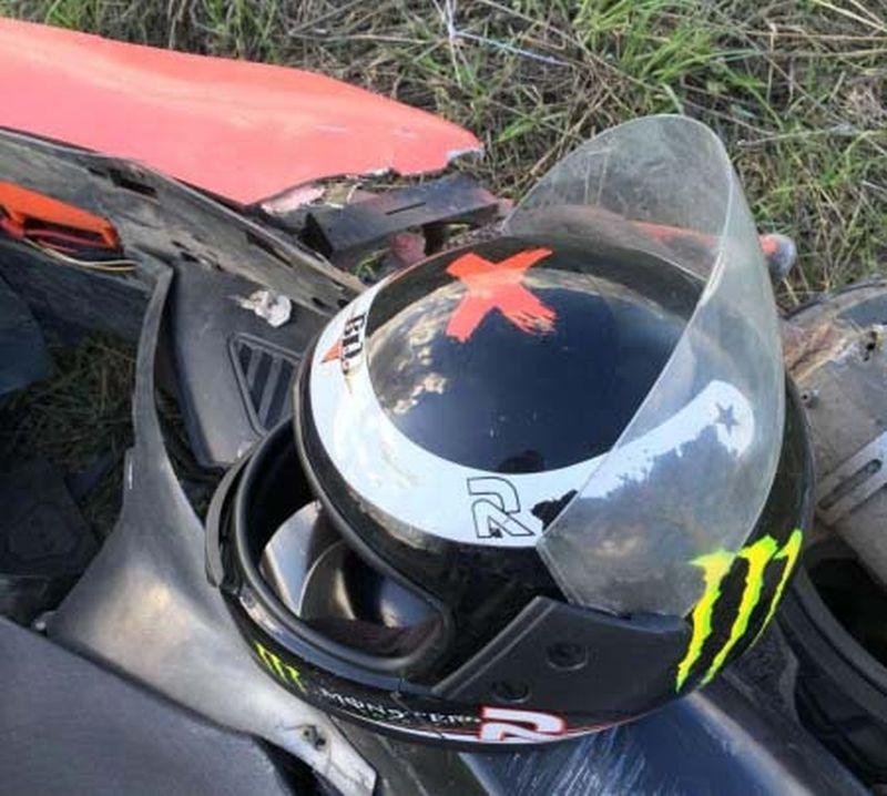 Авария на Кохомском шоссе: девушка на мотоцикле врезалась в ВАЗ