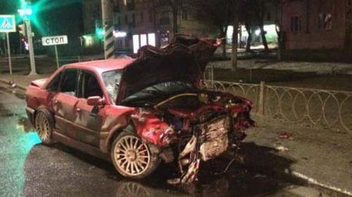 Авария на Лежневской: один водитель в тяжелом состоянии в больнице