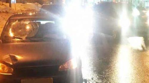 В Коляново сбили пешехода: женщина в больнице в коме