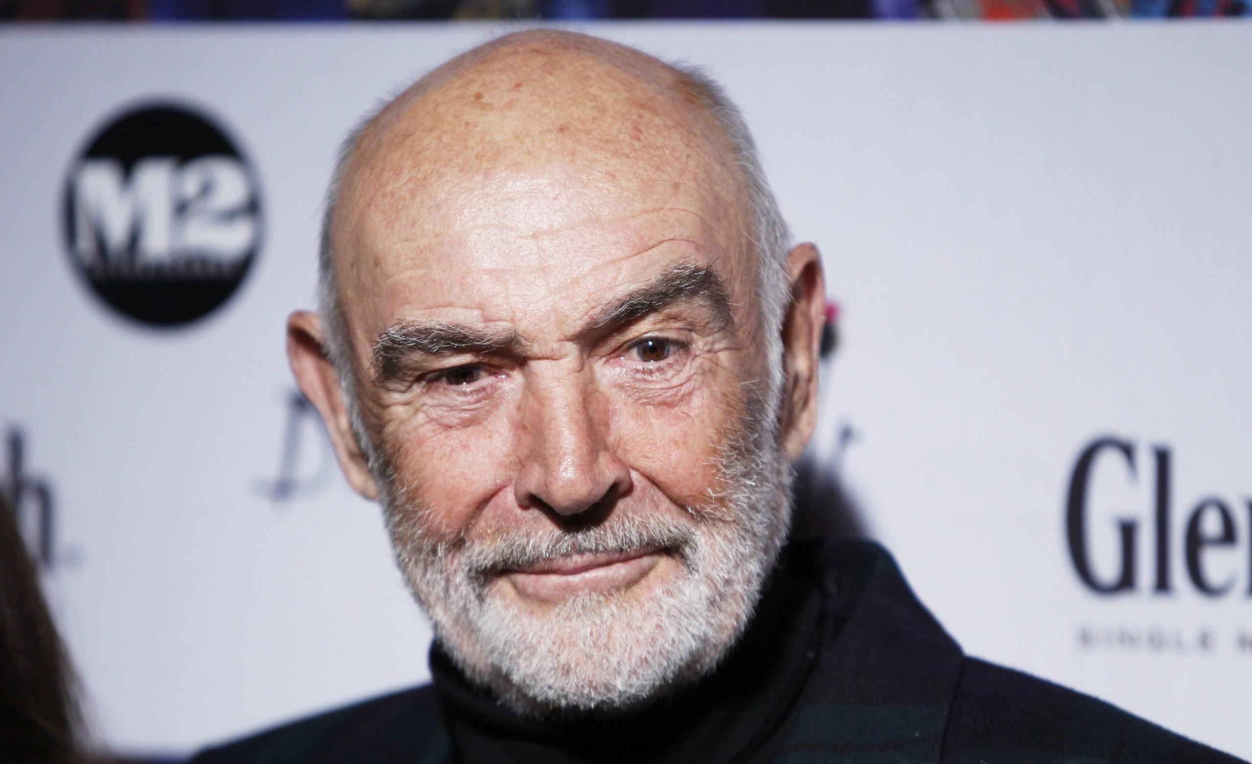 Актер Шон Коннери умер в 90 лет