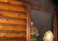 Пожар в Приволжском районе: в Спасском пострадал человек