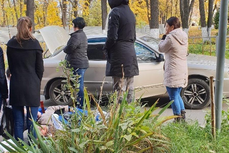 ДТП в Иваново: к сбитому человеку отказалась ехать «скорая помощь»