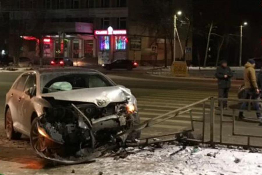 В ДТП на Лежневской пострадала 60-летняя пенсионерка