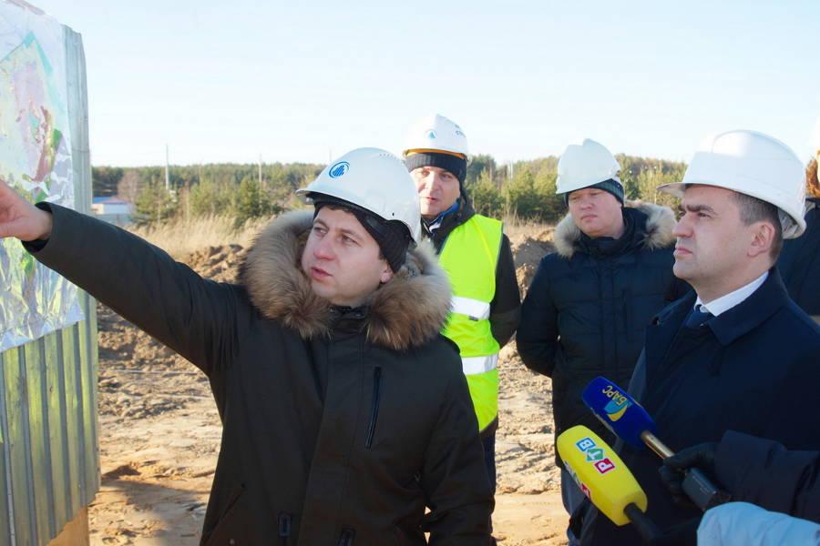 В Иванове продолжают строить «Леруа Мерлен» за миллиард рублей