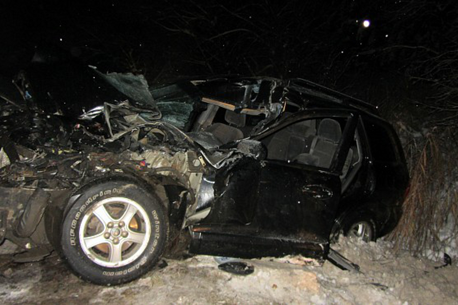 Авария на дороге Иваново-Ярославль: погиб 81-летний виновник ДТП