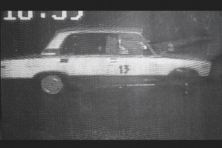 В Иванове разыскивают ВАЗ белого цвета с преступником и цифрой «13»