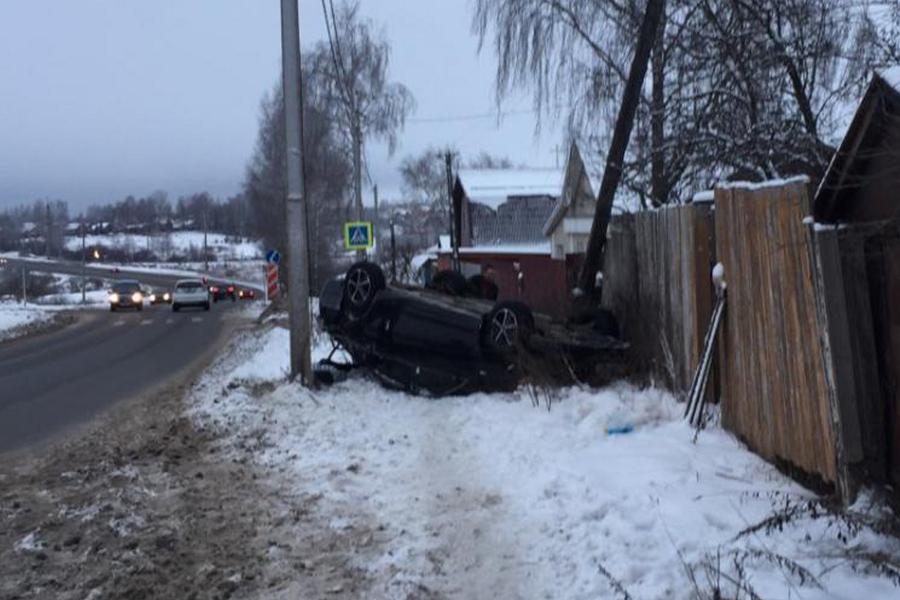 Авария на Старокурьяновской была устроена пьяным 20-летним парнем без прав