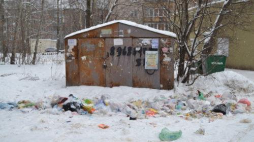 Свалка на Кудряшова: чиновники пытаются изменить привычку людей