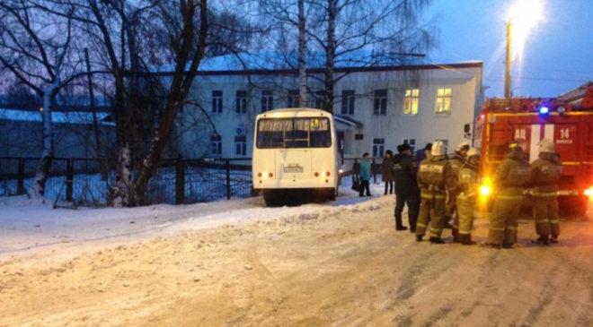 В ДТП с автобусом в Вичуге пострадали 16 человек