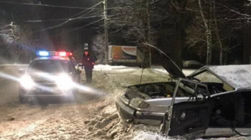 Авария на Постышева утром 7 декабря унесла жизнь девушки