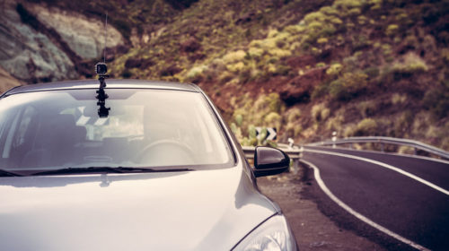 Украли видеорегистратор из машины: задержан серийный вор из автомобилей