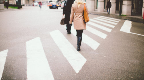 Вторая пенсионерка погибла: в Луговом сбили пешехода на переходе