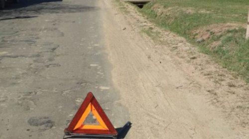 Авария в Пестяковском районе: пострадала женщина-водитель