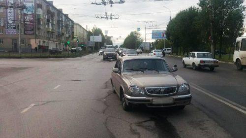 На Куконковых столкнулись две легковушки: пострадала пассажирка