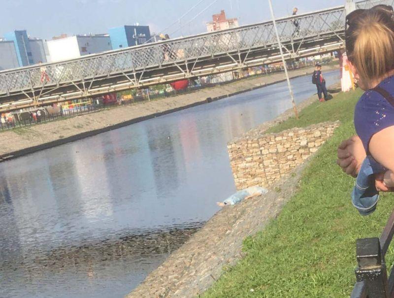 В Иваново вторая утопленница - у Банного моста утонула женщина