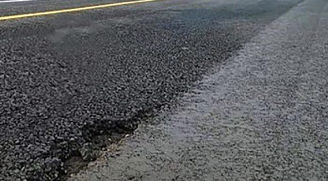 Новая дорога Иваново-Кинешма за млрд рублей начала разваливаться
