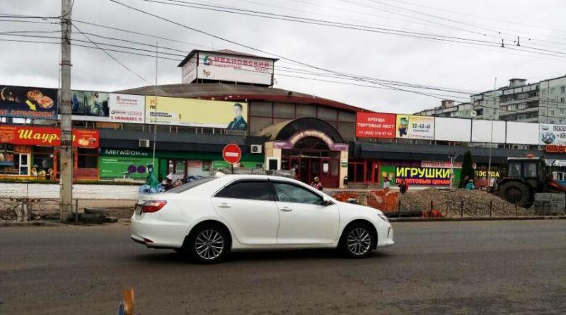 На Богдана Хмельницкого водитель иномарки сбил девушку-пешехода