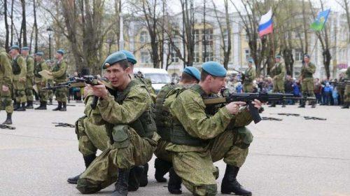 98 соединение ВДВ отмечает юбилей: 11 мая будет концерт и солдатская каша