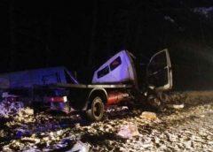 ДТП на автодороге «Ростов-Иваново-Н.Новгород»: водитель БМВ скончался на месте