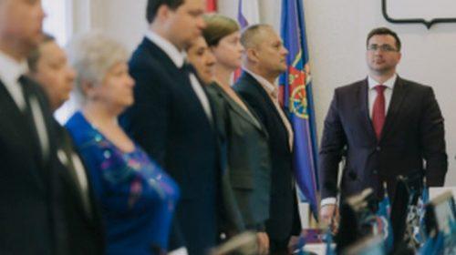 Владимир Шарыпов избран на должность мэра Иванова