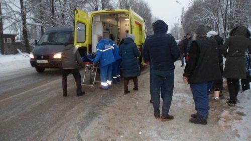 Под колеса автомобиля «Фиат» в Кинешме попал 8-летний мальчик