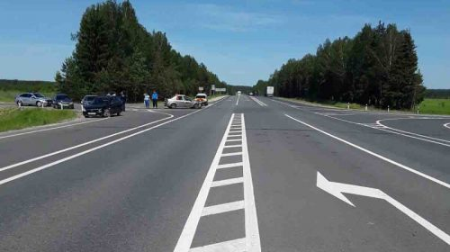 Авария при подъезде к Иваново – пострадали две пассажирки