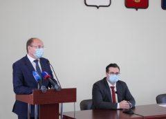 Председателем Ивановской городской Думы остался Александр Кузьмичев