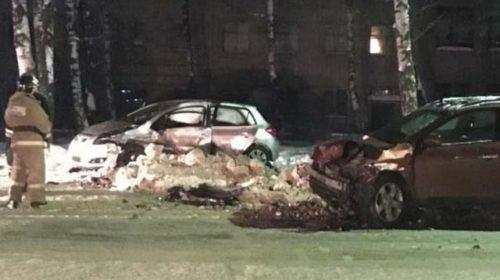 В утренней аварии в Шуе пострадала 5-летняя девочка