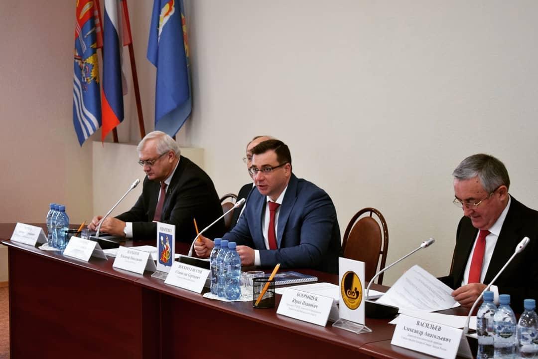 Задержан нападавший на мэра Иваново Владимира Шарыпова