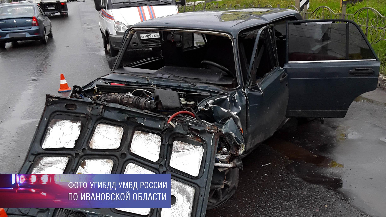 В ДТП на Куконковых и Большевикова пострадал ребенок