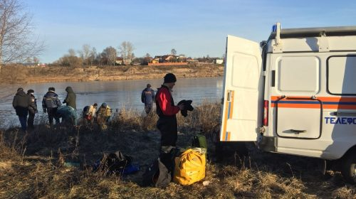 В Иванове провалился под лед и утонул пенсионер