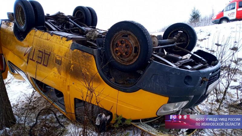 После аварии в Тейковском районе следователи проверят маршрутку