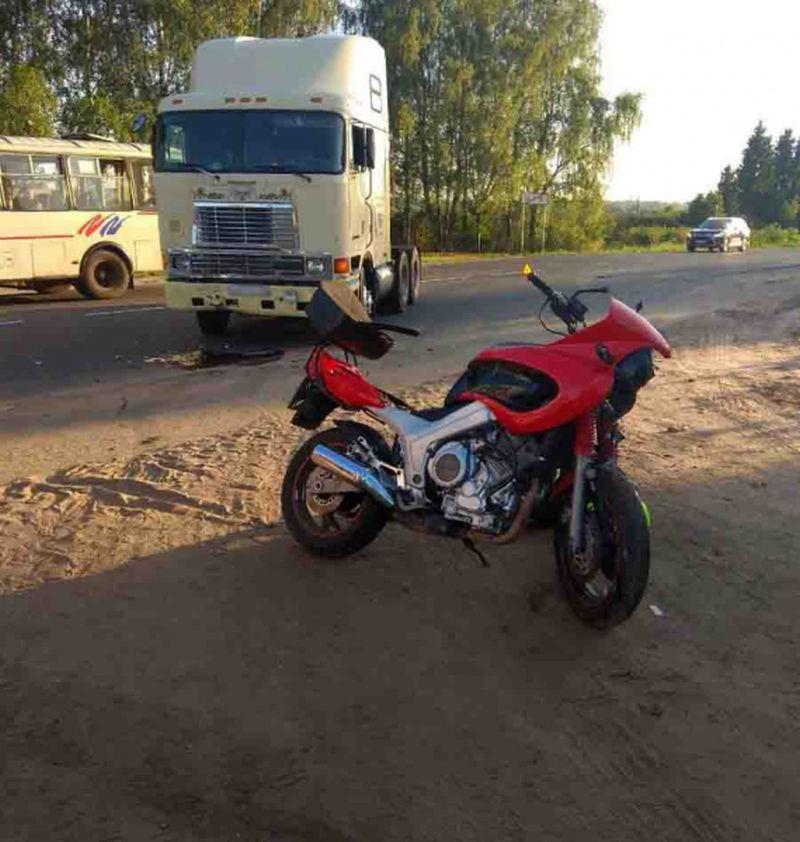 В Шуе две аварии с участием двухколесного транспорта