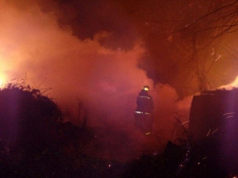 Пожар на 2-ой Первомайской – второй за три дня